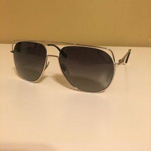 Alexander McQueen Aviator Sunglasses